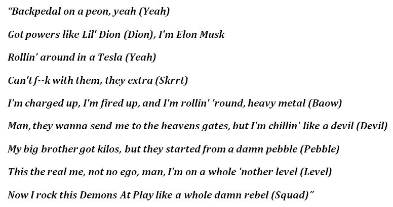 """Lyrics to """"iPhone"""" by Trippie Redd"""